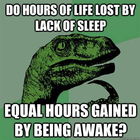 Funny Memes About Sleep - image gallery lack of sleep meme