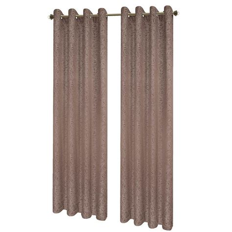 extra wide curtain panels grommet window elements veronica jacquard extra wide 84 in l