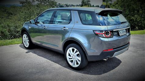 luxury land rover test drive land rover discovery sport hse luxury