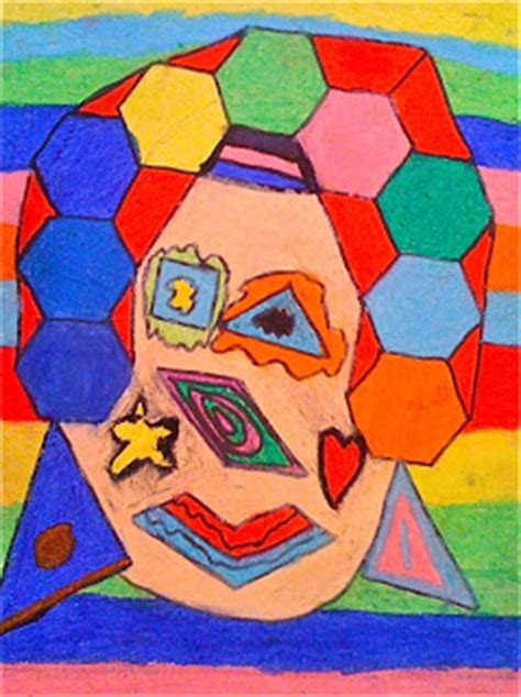 picasso geometric paintings market cubism portraits with picasso