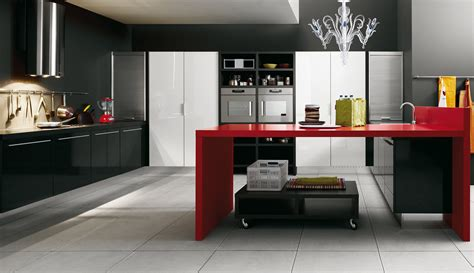 kitchens interiors modern kitchen interior stylehomes net