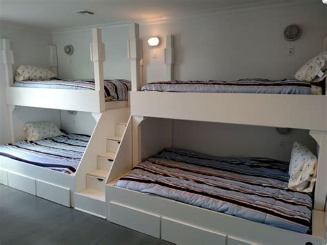 Adult bunk beds, Quad Bunkbeds for Adults ? TheStocktonMill