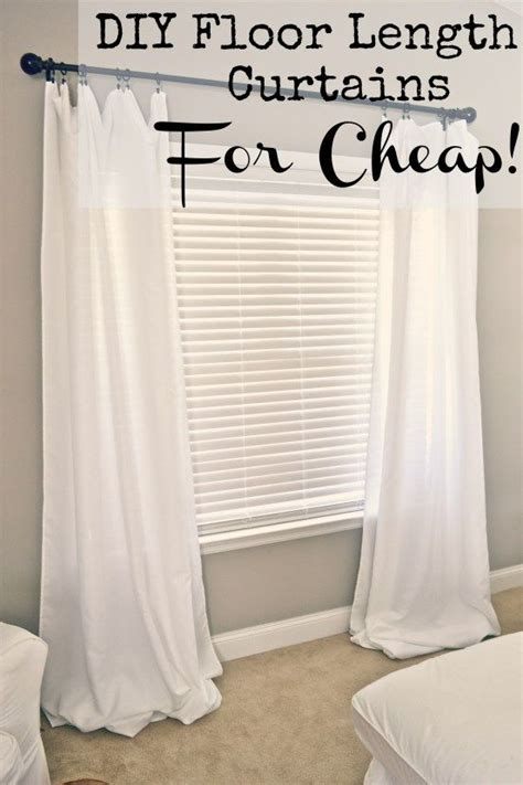 25 Best Ideas About Diy Curtains On Pinterest Sewing