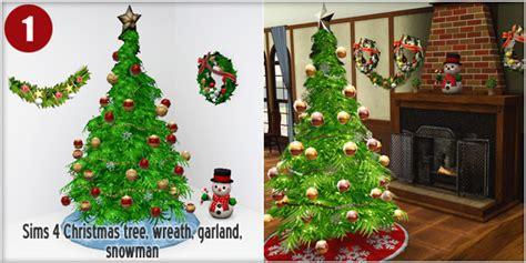 sims 3 seasons christmas decorations christmas lights