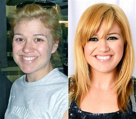 kelly clarkson without makeup taste of country stars without makeup drew barrymore male models picture