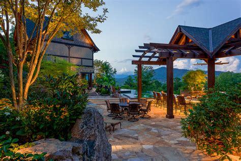 modern rustic mountain resort acm design asheville