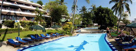 best western phuket resort ベストウェスタン プーケット オーシャン リゾート カロンビーチ