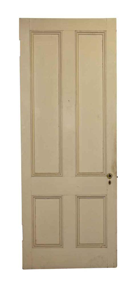 4 Panel Exterior Door Four Panel Wide Entry Door Olde Things
