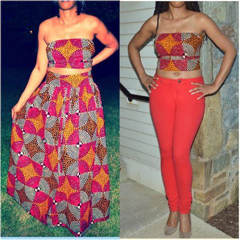 Maxi Blouse Maxi Top cirque print skirt ankara maxi top skirt