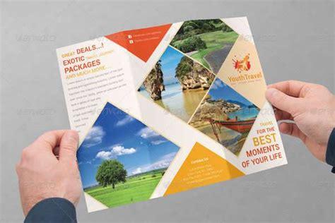 Travel Brochure Design by 26 Travel Brochure Designs Design Trends Premium Psd