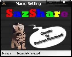 Mouse Macro Biasa auto macro sg 31 qq untuk mouse biasa pbindogems