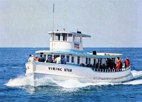deep sea fishing montauk party boat viking star montauk ny 1960 lobster fishing
