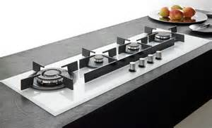 Whirlpool Glass Cooktop Sleek In Line 4 Burner Gas Cooktop From Franke With