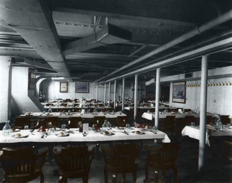 titanic room titanic in color photos of one of the largest passenger liners of its time rendered in