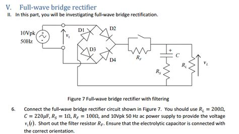 diode bridge rectifier equations wave bridge rectifier circuit in multisim