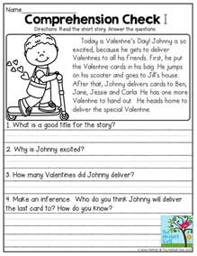 comprehension check read the short story and answer the