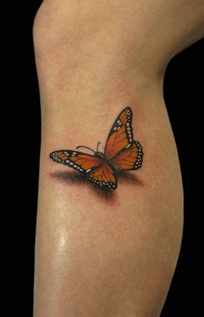 how are 3d tattoos done 25 best ideas about 3d butterfly on 3d