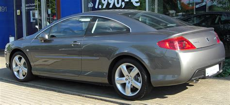 peugeot 407 coupe modified images for gt peugeot 407 hdi coupe
