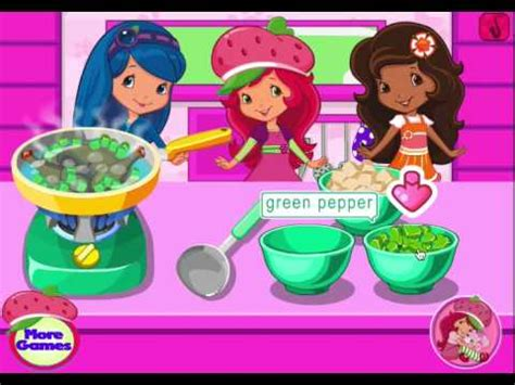 juegos de cocina musica juego de rosita fresita de cocinar