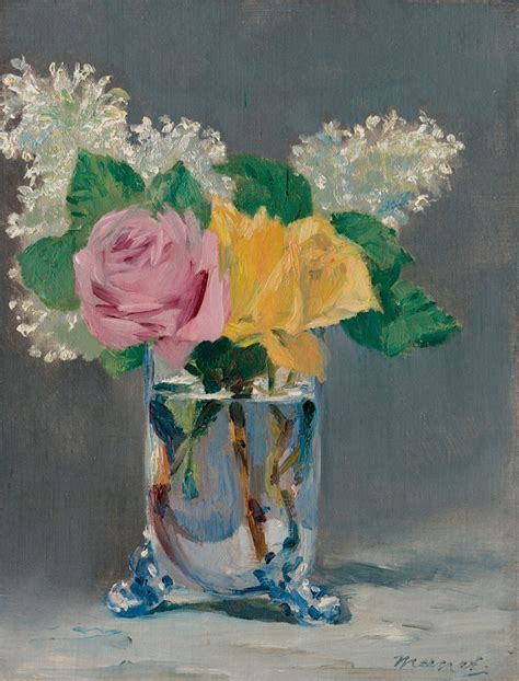 manet his life and 0754828948 live like a rockefeller edouard manet s lilas et roses christie s
