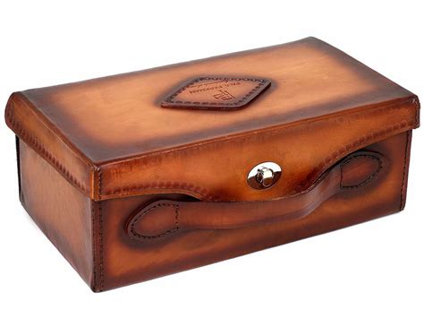 Handcrafted Leather Products - paul parkman handcrafted leather shoe id 625case