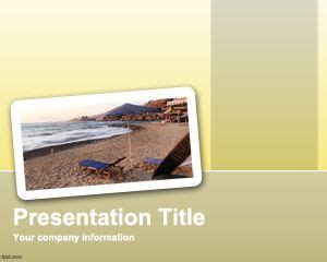 Vacation Trip Powerpoint Template Vacation Powerpoint Presentation Templates