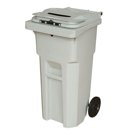 64 gallon trash can trash can astonishing toter 32 gal wheeled trash can cart glamorous toter 32 gal wheeled trash