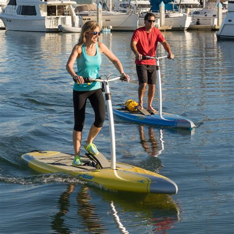 pedal drive for small boats hobie eclipse 12 pedal stand up paddleboard pedal sup board