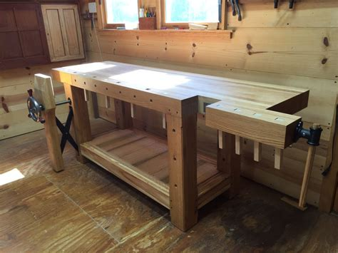 fine woodworking bench roubo workbench finewoodworking
