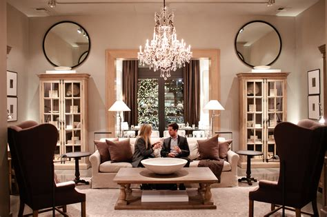 home design restoration hardware restoration hardware opens huge new gallery in seattle