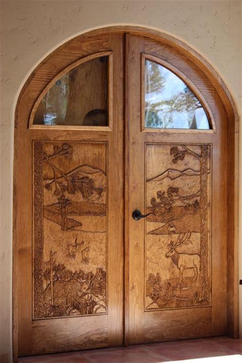 arched top interior door pair  petetree  lumberjocks