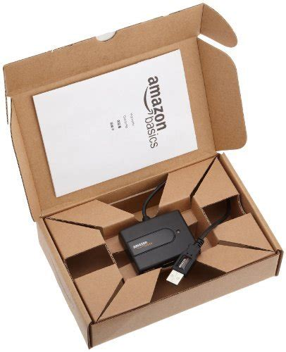 Amazonbasics 4 Port Usb 2 0 Ultra Mini Hub by Amazonbasics 4 Port Usb 2 0 Ultra Mini Hub Import It All