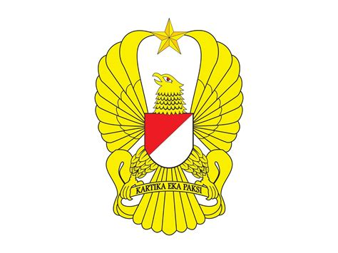 Semboyan Tni Ad logo kartika eka paksi vector cdr png hd logo vectorzy