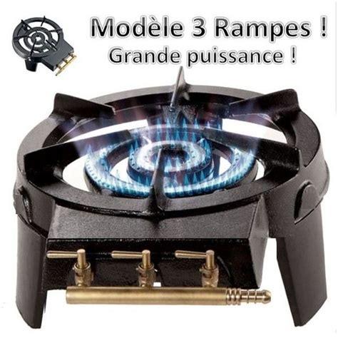 Réchaud à Gaz En Fonte 3 Robinets by Re A Gaz Pour Paella Maison Design Wiblia