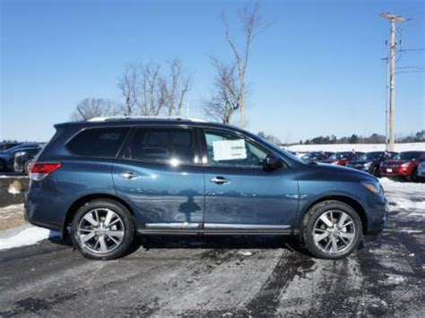 photo image gallery touchup paint nissan pathfinder in arctic blue metallic rbg