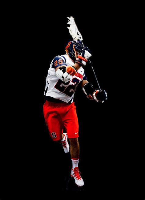 syracuse lacrosse unveils  nike fast break uniform