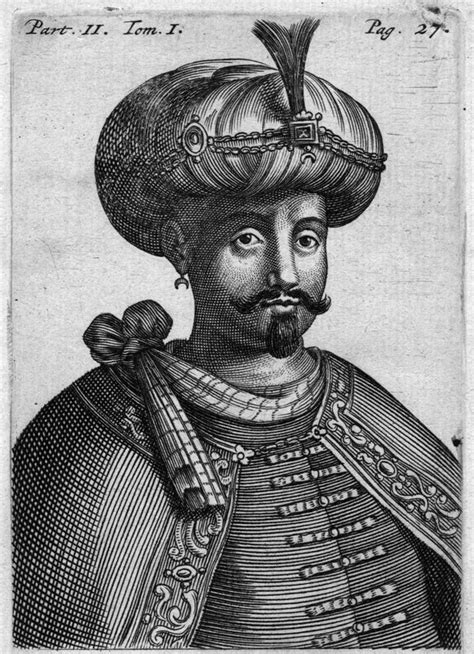 ottoman ruler the sultan of turkey who drowned his 280 women in the sea