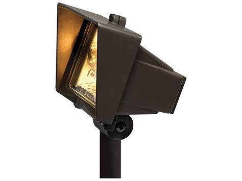 Line Voltage Landscape Lighting Hinkley Lighting Line Voltage Bronze Outdoor Landscape Flood Light 57000bz