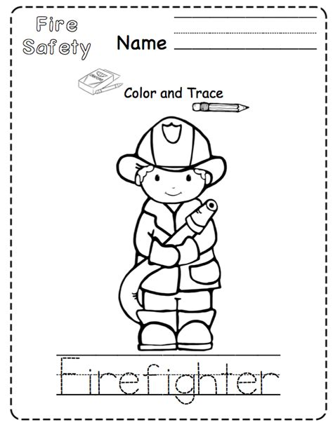 fire prevention coloring pages for kindergarten preschool fire safety coloring pages grig3 org