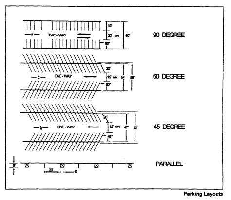 parking garage design standards parking garage plan dimensions 220 58 parking projects to try garage