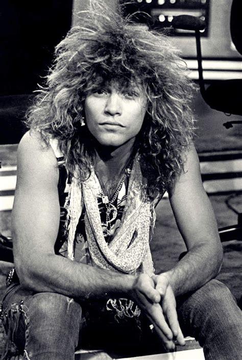 Bon Jovi 8 it wouldn t be the 80 s without jon bon jovi jon bon