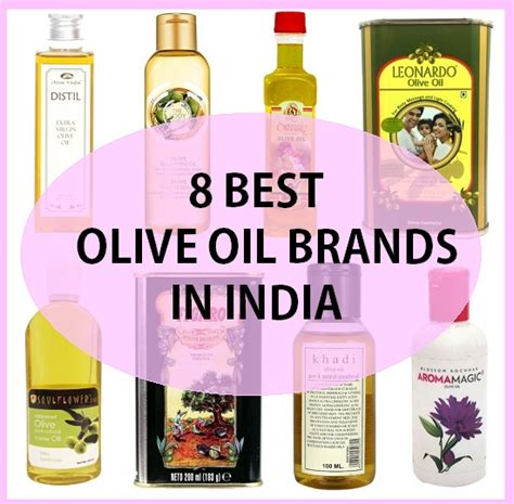 which olive is best best olive brands in india for hair