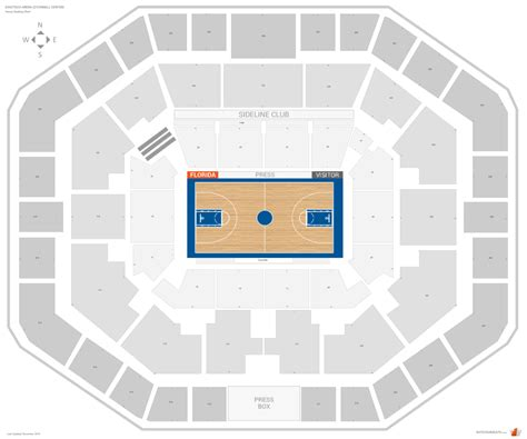 stephen o connell center seating chart o connell center seating chart related keywords
