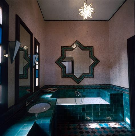 moroccan bathroom ideas 7 retro bathroom ideas from the pages of vogue