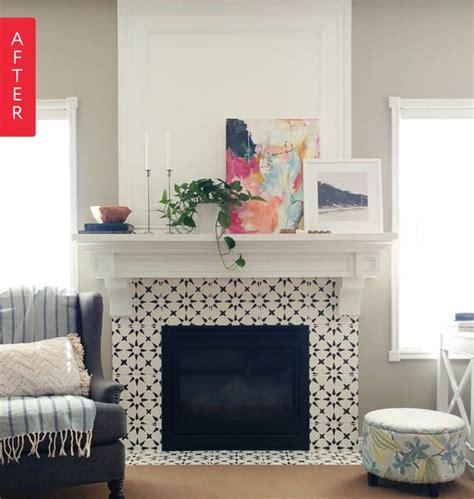 popular painting tile around fireplace ideas myideasbedroom com tile fireplaces design ideas myfavoriteheadache com