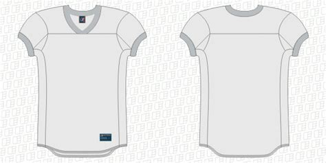 Football Jersey Template Doliquid Football Jersey Template