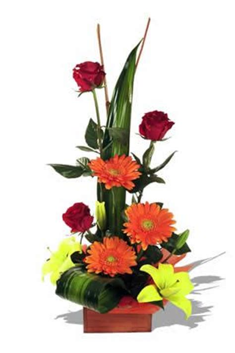 flower arrangements images tropical flower arrangement bondiz flowershop