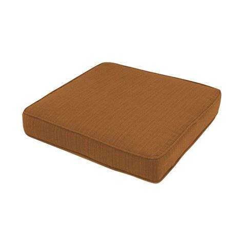 paradise cushions brown outdoor floor pool cushion pl05pc2