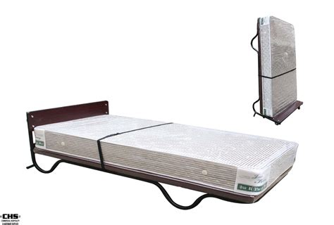 Roll Away Folding Bed Bed Rollaway L2000xw1020xh650mm Commercial Hospitality And Hardware Supplies Chs