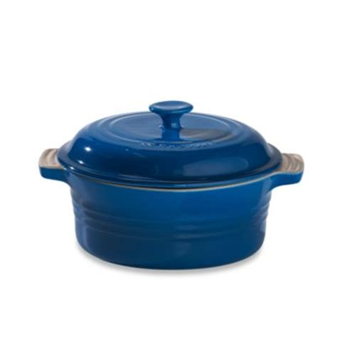 dutch oven bed bath and beyond buy signature round french oven from bed bath beyond